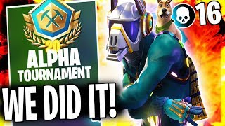 """I Finally Got A Pin In Fortnite Events!! 