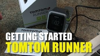 TomTom Runner - How To Get Started