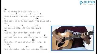 Sách tự học Guitar Đệm Hát (Lê Vũ Acoustic) - Bài 12 - Slow Rock