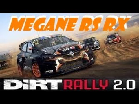 Dirt Rally 2.0 | Renault Megane RS RX 4x4 T16 | FIA World Rallycross | Gameplay [1080p]
