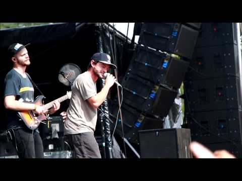 Kongos at Rock The Shores 2014: Come Together (The Beatles cover)
