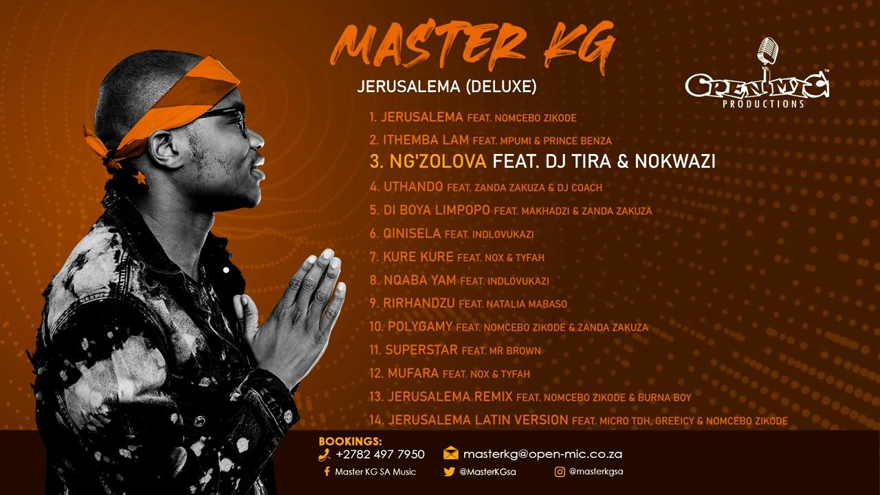 Download Master KG - Ng'zolova featuring Dj Tira & Nokwazi
