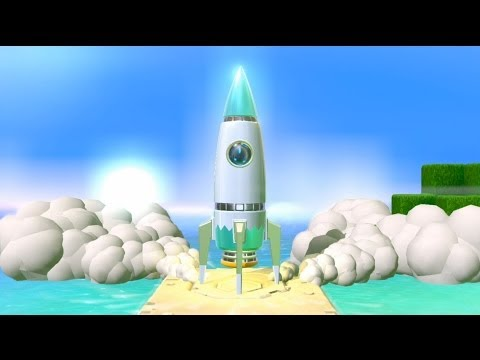 Scoops - Super Mario 3D World: Wet Space 21