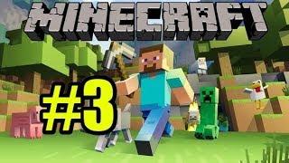 Смотреть Minecraft одиночное прохождение #3