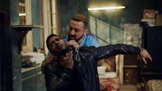 محاولة جديدة لقتل رضوان وخناقته مع كُتكت / مسلسل البرنس - محمد رمضان