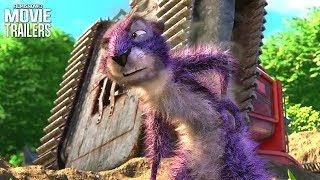 THE NUT JOB 2 | Epic Warrior with Jackie Chan
