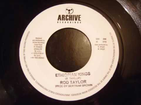 Rod Taylor   Ethiopian Kings1