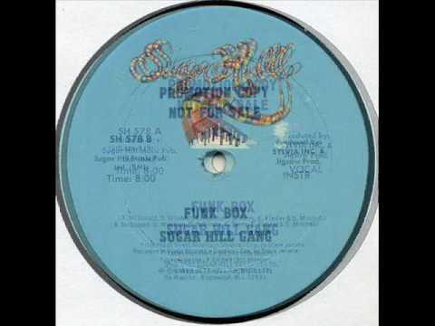 Sugarhill Gang  Funk Box Sugarhill 1981wmv