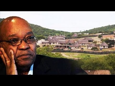 Jacob Zuma Answering Questions On Nkandla?