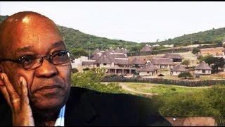 Jacob Zuma Answering Questions On Nkandla?