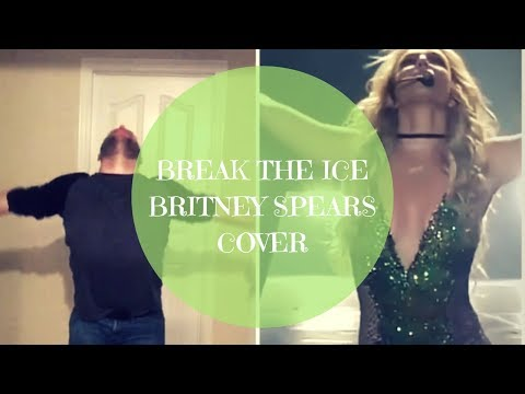 Troy Miller  Break The Ice Britney Spears POM choreography