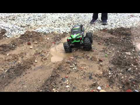 The Remote Control Monster Truck Song