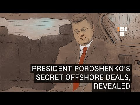 President Poroshenko s Secret Offshore Deals, Revealed