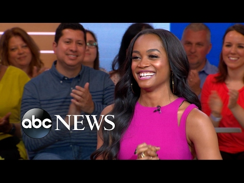 The Bachelorette Rachel Lindsay opens up about her journey to find love
