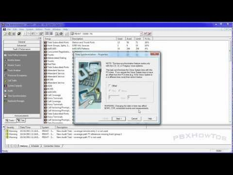 ASA - (Avaya Site Administration) - Key Features - HD
