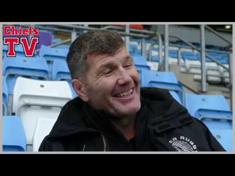 Chiefs TV - Rob Baxter on Stuart Hogg