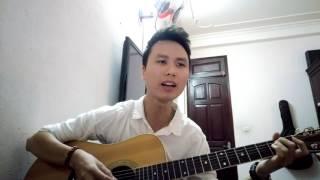 Mắt Đen - Bức Tường Guitar Cover by Anthony