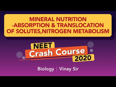 neet-2020---revision-in-60-days-|-class-11-mineral-nutrition-part---4-|-neet-biology