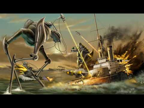 """The War of the Worlds"" by H.G. Wells (story read by Tom O"