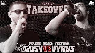 Gusy vs. Vyrus - Takeover Freestyle Contest | Helene Beach Festival (HF 2/2)