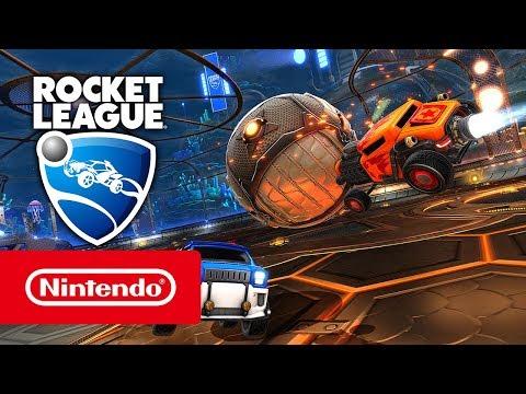 Rocket League – Tráiler de lanzamiento (Nintendo Switch)
