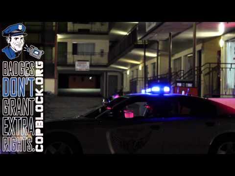 CopBlocking Zanesville, OH