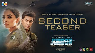 Parwaaz Hai Junoon | Official Teaser #2 | A Tribute to Pakistan Air Force | Eid ul Fitr 2018