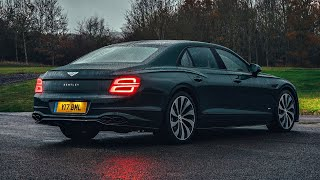 Bentley Flying Spur (2021) Ultra-exclusive ride with commanding presence! flying spur. (review)