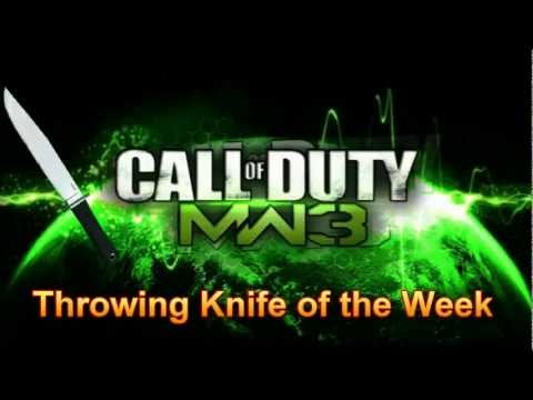Throwing Knife of the Week on Overwatch - ii D W E S T ii - MW3