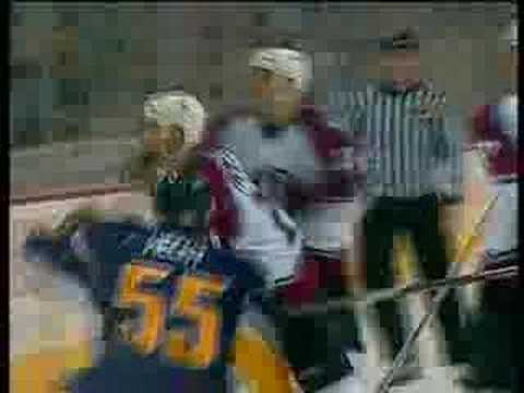 Avalanche@Sabres