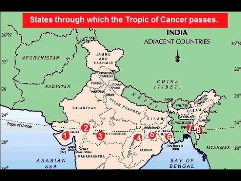 Trick to learn indian states through which tropic of cancer passes trick to learn indian states through which tropic of cancer passes gumiabroncs Gallery