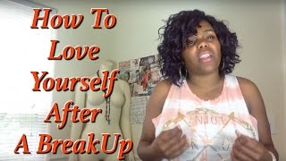 Breakup after to empower How yourself a