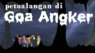 Petualangan di Goa Angker - Kartun Lucu - Animasi Indonesia - Funny Cartoon