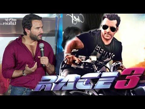 Saif Ali Khan REACTS On Salman Khan Replacing Him In Race 3 Mp3