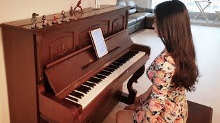 The Avengers Main Theme Piano 어벤져스 OST 피아노 연주 걸크러쉬 뿜뿜 复仇者联盟 钢琴 アベンジャーズ ピアノ 케리피아노♡ 롯데아울렛 전국장끼자랑