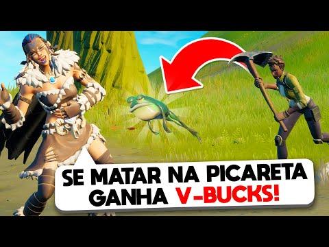 SHOW DO DERPÃO: DESAFIEI OS DUO RANDOM VALENDO VBUCKS NO FORTNITE! #3
