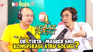 🔴 LIVE STREAMING COBAZ PODCAST Bersama Dr Tirta