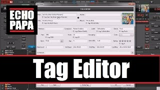 Скачать Virtual DJ 8 Tag Editor