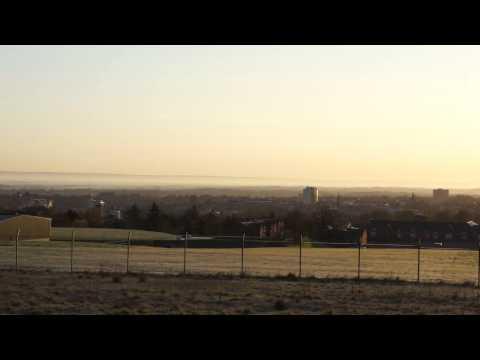 Harlow Hill view in Harrogate