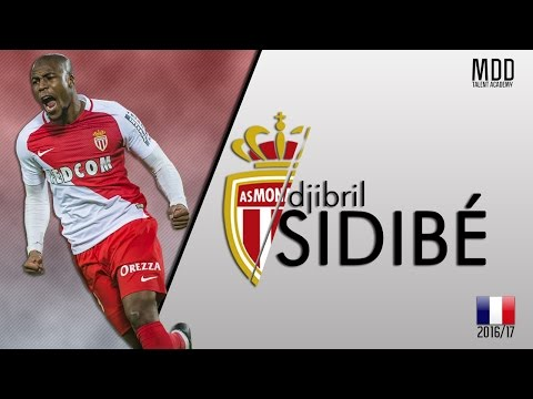 Djibril Sidibé | AS Monaco | Goals, Skills, Assists | 2016/17 - HD