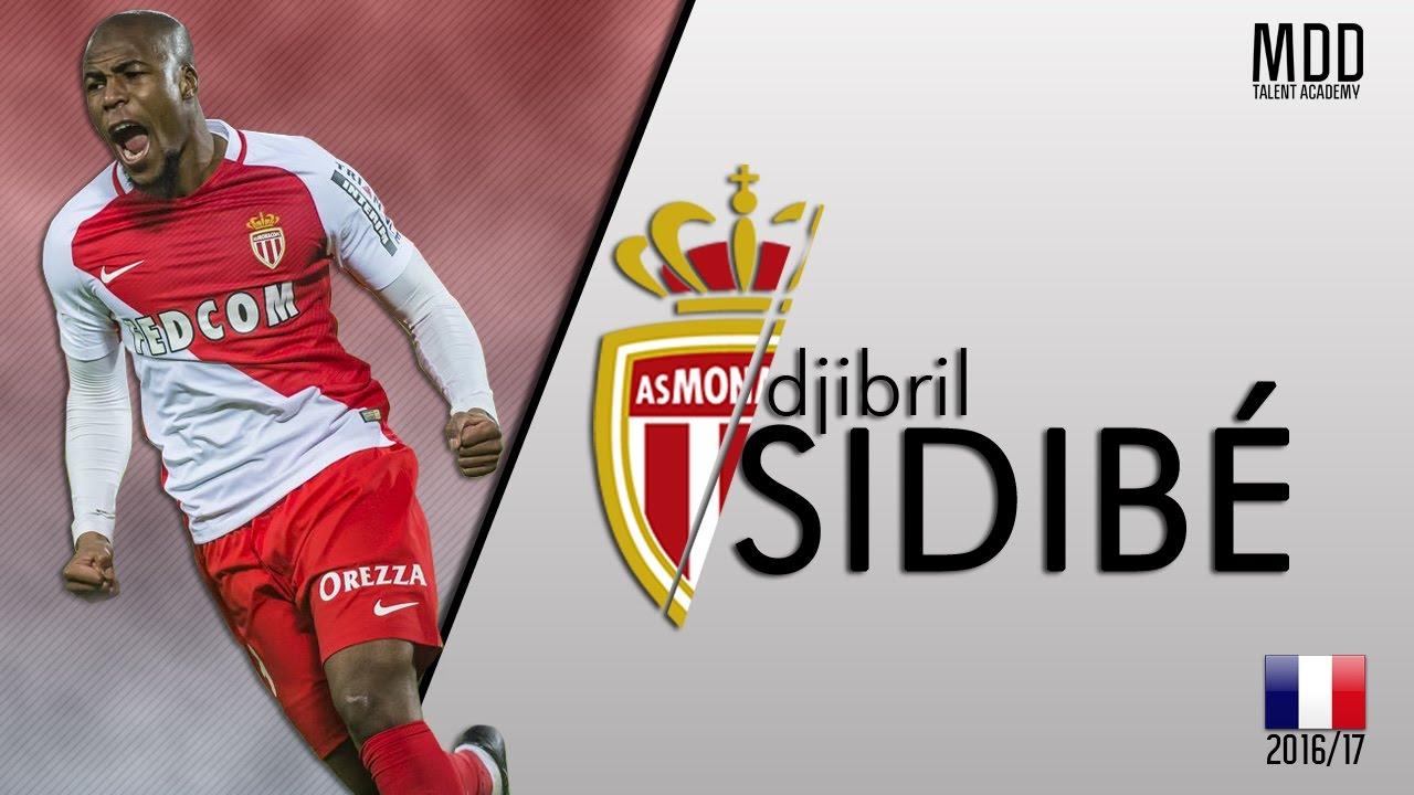 Djibril Sidibé | Monaco | Goals, Skills, Assists | 2017/18 - HD ...