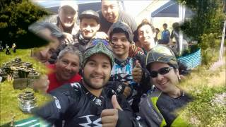 "PAINTBALL ""TEAM THE GHOST"""