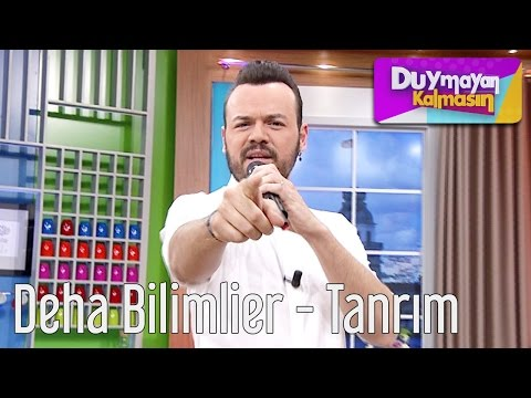 download Duymayan Kalmasın - Deha Bilimlier - Tanrım