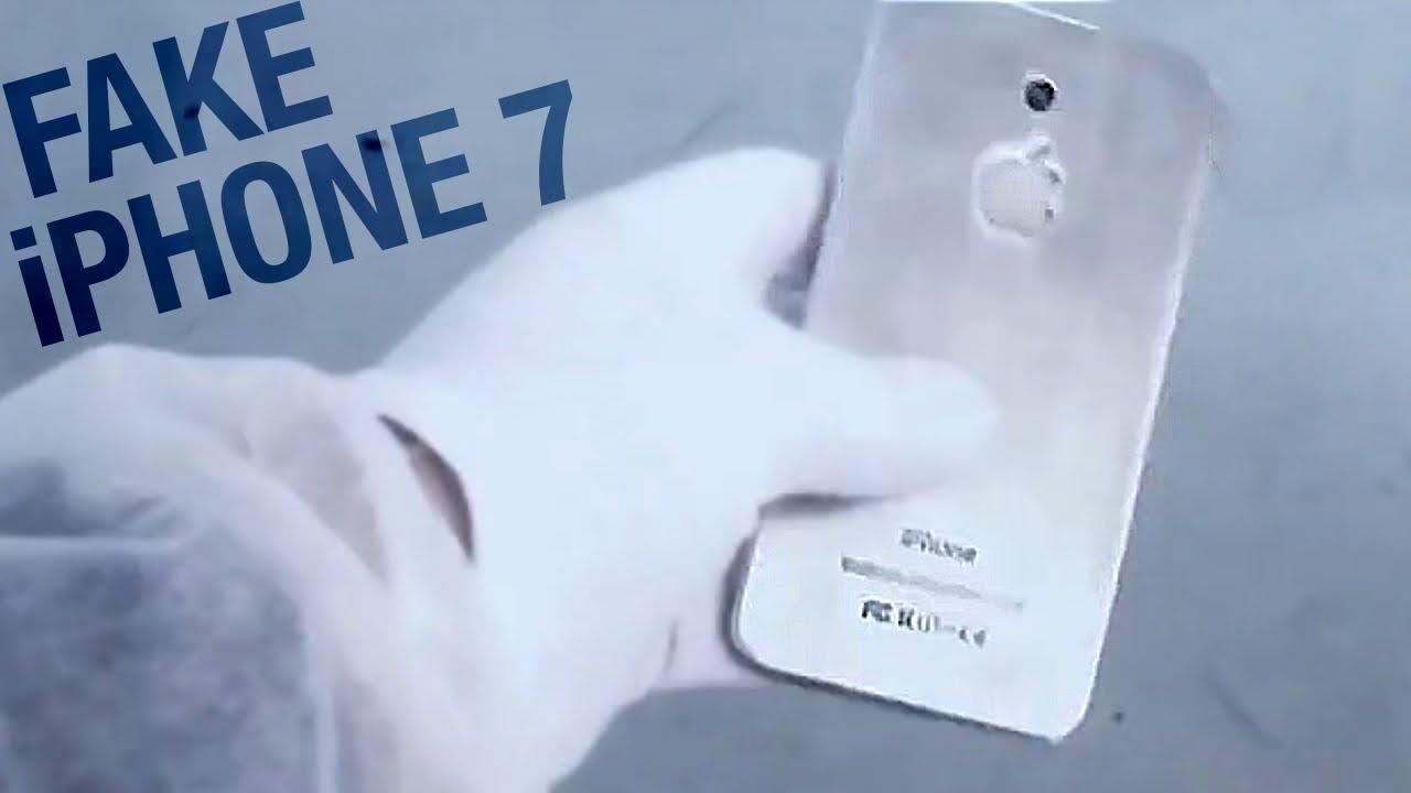 Fake iPhone 7 & Macbook Pro Leaks