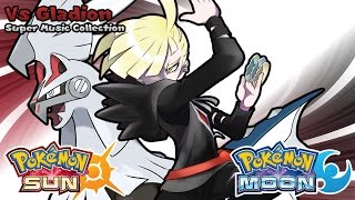 Pokemon Sun & Moon: Gladion Battle Music (Highest Quality)