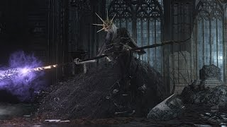 Dark Souls 3 - Олдрик, No damage, NG++ | Aldrich, Devourer of Gods