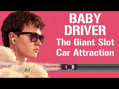Baby Driver: The Giant Slot Car Attraction