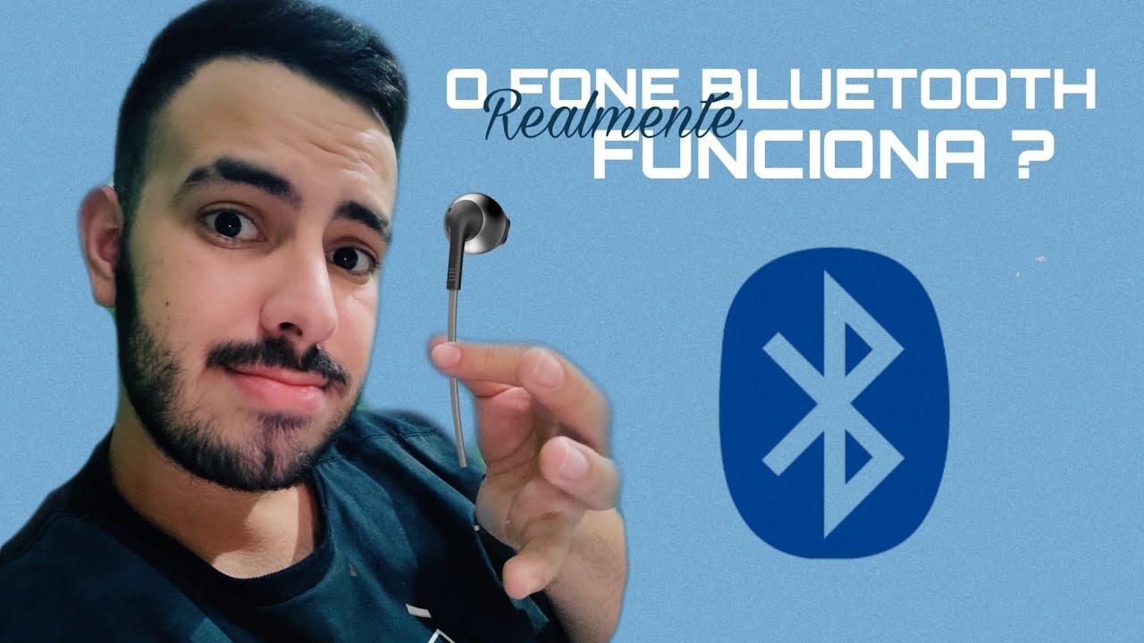 O Fone Bluetooth caseiro realmente funciona ?