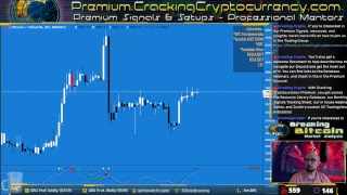 Breaking Bitcoin - Thursday Morning Update - Live Cryptocurrency Technical Analysis