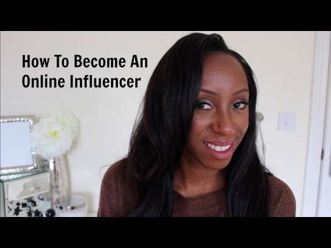 How to Become An Online Influencer & Get Noticed By Big Brands | Style With Substance